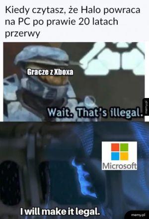 Nie ma rzeczy nielegalnych