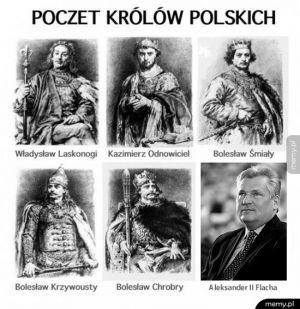 Poczet Królów Polski
