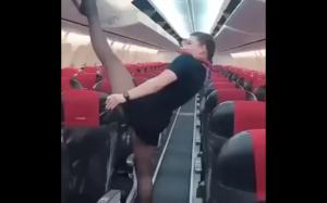 Ciekawe jakie to linie lotnicze