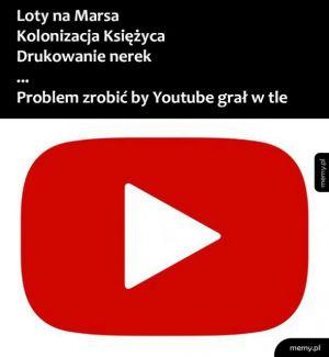 Youtube dlaczego