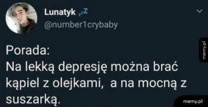 Jak walczyć z depresją