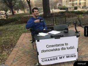 Przekonajcie mnie