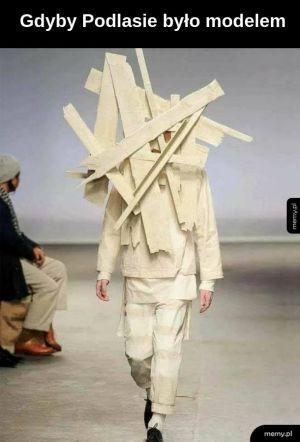 Zabita deskami moda
