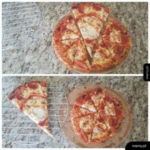 Jak poprawnie kroić pizzę