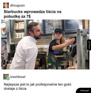 Nowa promocja w Starbucks