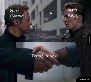 Trudny czas dla Starków