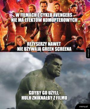 Ciekawostka z filmów Avengers