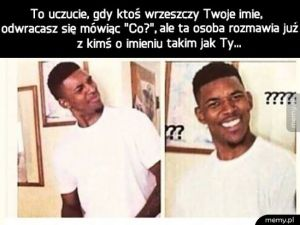 To uczucie