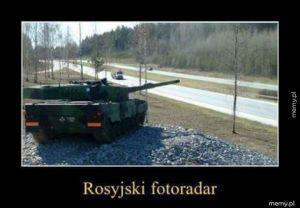 Fotoradary w Rosji