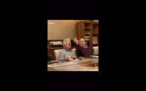 Dobry refleks dziadku