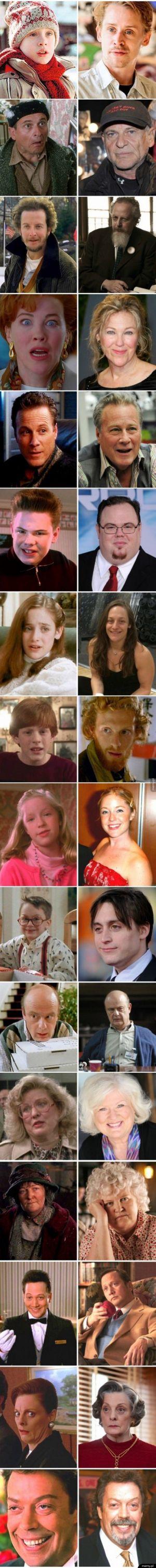 """Jak aktualnie wyglądają aktorzy """"Kevina""""!"""