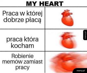 Moje serce