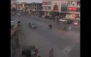 Niebezpieczna ulica