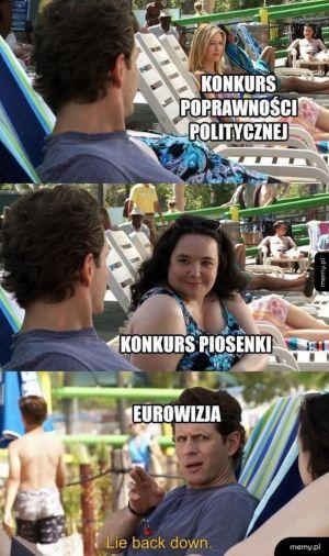 Oglądaliście Eurowizję