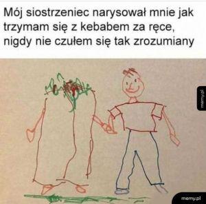 Cudowny rysunek