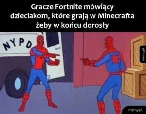 Fortnite vs Minecraft