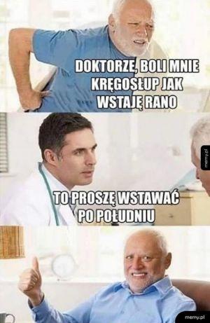 Najlepszy lekarz ever