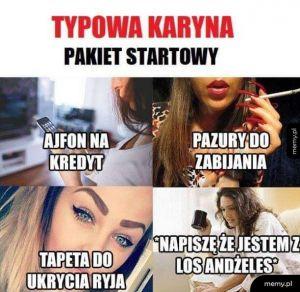 Karyna starter pack