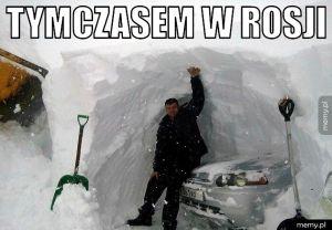 W Rosji