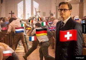 Typowa Szwajcaria