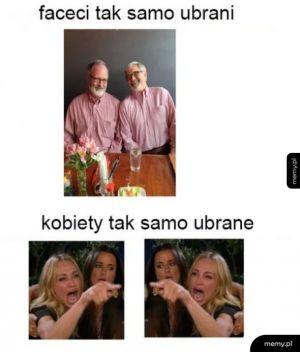 Różnica między kobietą a mężczyzną