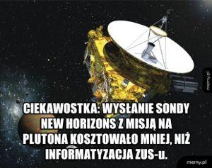Informatyzacja ZUS-u kosztowała tyle, co kilka sond na Marsa