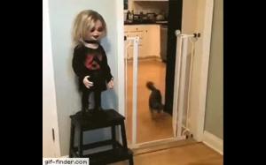 """""""Nie wchodzę"""""""