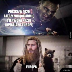 Thor pod wrażeniem