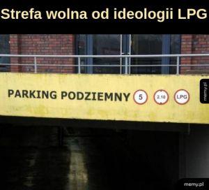 Strefa wolna od LPG