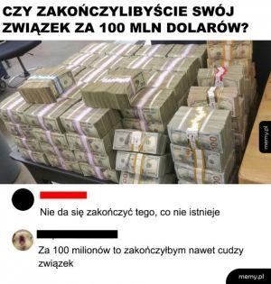 Czego się nie zrobi dla pieniędzy