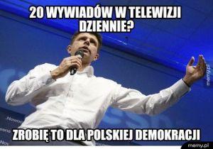 Wszystko dla polskiej demokracji