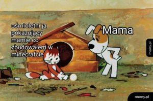 Popatrz mamo
