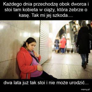 Biedna pani