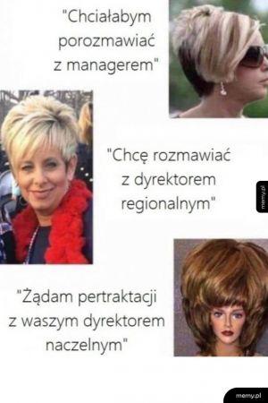 Typowa kobieta