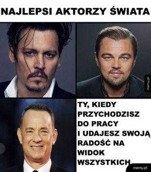 Najlepsi aktorzy
