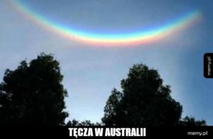 Australia rainbow