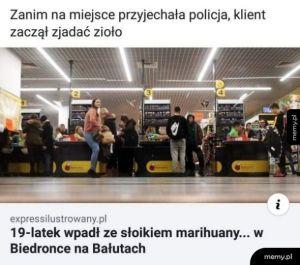 A w Łodzi jak zwykle