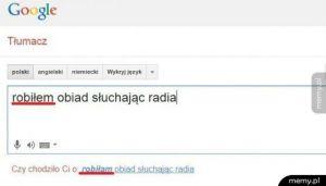 Google wie co podpowiedzieć