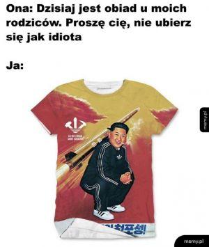 Ładna koszulka