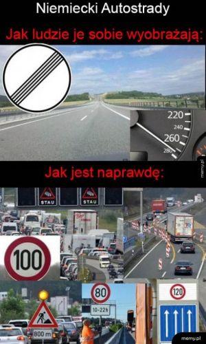 Niemieckie autostrady