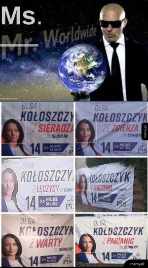 Obywatelka świata