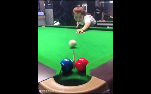 Pool skill
