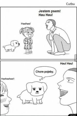 Jestem psem