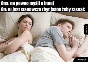 I jak spać?