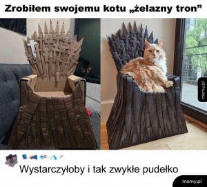 Żelazny tron