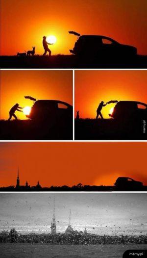 Kto ukradł słońce