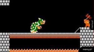 Badass Super Mario