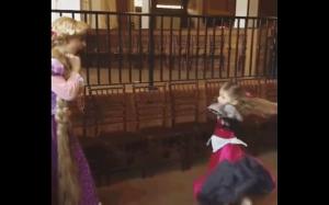 Jak zaskoczyć księżniczkę Disneya