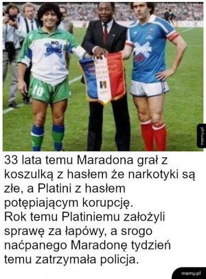 Sportowcy świecący przykładem