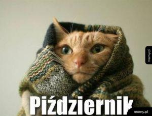Idzie zima...